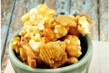 SUGAR Rush, Baking, Popcorn, Candy, Sweet Treats & NUTS / Enjoy! Board created by Susan Tolman-Schreiber of Susan's Cottage.  / by Susan Tolman Schreiber