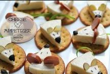 Party Foods / Appetizer, cookies, and dishes perfect for a party! / by Kitty O'Neil