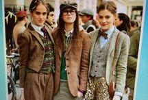 Menswear for Women / by Kate Watson