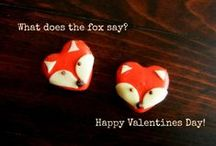 The year foxes out cute owls / fox stuff, is that weird?