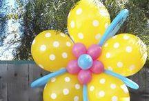 Mother's Day Balloons / Thank's Mom  balloon decor ,balloon flowers,decorations