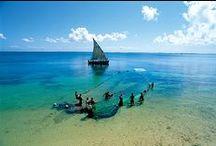 MOZAMBIQUE / Mozambique, oficialmente la República de Mozambique, es un país situado al sureste de África, a orillas del océano Índico. / by BLaCK SHeeP