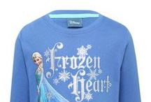 M&Co Kids: Disney Frozen / If your little one loves the Disney movie Frozen then look no further than our official Frozen merchandise! From t-shirts to accessories keep any Anna or Elsa fan happy this season - http://bit.ly/1u9ThPW