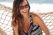 M&Co Swimwear SS15 / Shop the most coveted ladies swimwear pieces for 2015 including bold prints and flattering shapes to suit your summer style. The ever popular tankini and slimming swimsuit are holiday essentials and ensure you look and feel great by the pool.