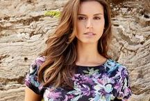M&Co New Collection Japanese Garden / Oriental-inspired prints update this season's florals with pops of purple and cerise complementing deeper shades. Shop now - http://www.mandco.com/women/shop-by-collection/japanese-garden/