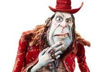 LAIKA Stop Motion Puppets - Boxtrolls / Paranorman / Coraline