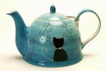 The & tilbehør. Tea.