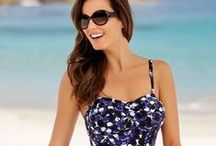 Winter Sun / Check out the most coveted ladies swimwear pieces including bold prints and flattering shapes to suit your look. If you're lucky enough to be heading off for some winter sun our range of tankinis and swimsuits are ideal suitcase essentials.