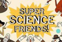 Super Science Friends