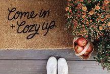 stay cozy //