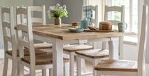 Family Dining Rooms / Fair trade furniture for your dining room. Sustainable wood, ethically sourced, handcrafted by skilled artisans into solid wood furniture pieces that will last a lifetime.