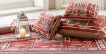 Fair Trade Rugs & Kilims / Discover our colourful collection of traditional & contemporary rug & kilim designs. Handwoven by our artisan friends in India and beyond.