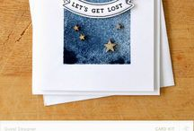 cards / by Crafty Mermaid