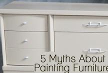 Painting Tips and How too..... / by Lisa Hallmark-Fleenor