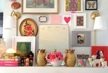 One Room at a Time / Spaces I love. / by Blair Turner