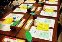 Classroom Ideas / by Danni Stewart