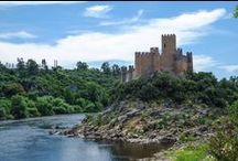 Castles / Fortified structures built in Europe and the Middle East during the Middle Ages by nobility / by Ana Teresa