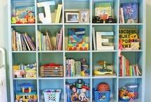 Kids' Storage Ideas