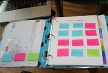 Self / Plan & Paper Management / by Diane K. Ryan