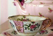 anyone for tea / by Regina DeGrenier