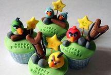 Angry Birds / by Regina DeGrenier