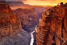 OUR NATIONAL PARKS / Our National Parks are magical places. Mystical, spiritual and important to every American, they are a source of National pride for us all. Here are some of our favorites!