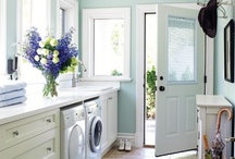 Laundry Room and Mudd Room / by Kristen Badgett