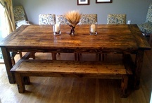Dining Room / by Kristen Badgett