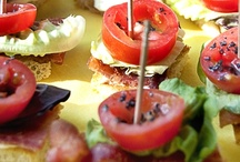 Appetizers / by Patti McGuire Hurtt