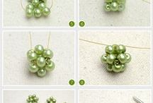 Crafts ~ Bling (DIY & Ideas) / Beading, buttons, wire wrapping & more
