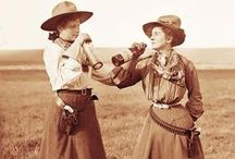WILD WEST / Riveting images of the Old West, stories that thrill and amaze, and a little bit of humor too. . .Western style!