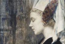 Simbolismo / Arte Simbolista de finales del XIX y comienzos del XX.