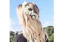 beautiful hair / by Regina DeGrenier