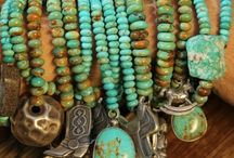COWGIRL BLING / For us, a little goes a long way. . .but this does not stop us from wanting it all!  Cool, killer Western styled jewelry to warm every cowgirl's heart!
