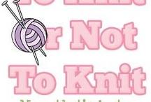Knitting For All / by Terri Kleinberg