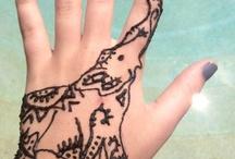 mehndi & henna / by Zehra Rizvi
