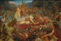 Hijos de Odín / Tablero dedicado a los vikingos