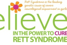 living with Rett Syndrome