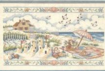 Cross Stitch and Embroidery / Counted Cross Stitch, embroidery and any other decorative sewing I like. / by Masue Griffin