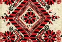 embroidery, folkart & textiles