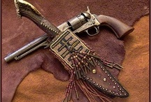GUNS AND KNIVES / Historic and contemporary guns, knives and related gear . . .an essential aspect of the Western lifestyle!
