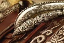 KILLA SADDLES / The ultimate in leather hand craftsmanship, and what every horseman dreams of . . .a KILLA SADDLE!