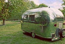 Airstream dreams and vintage campers / by Jacquie Rudge