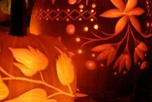Holidays ~ Autumn / Halloween~Thanksgiving / by Jacquie Rudge