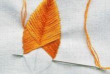 Art relief / Felt & Embroidery / by Diane K. Ryan