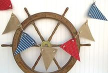 Nautical ideas / NCL Awards inspiration / by Jacquie Rudge