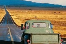 ROUTE 66 / The sights along historic Route 66 bring back fond memories for many of us. . .you too?