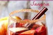 Recipes - Beverages / Various beverage recipes like hot chocolate, sangria and punch.