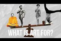 Hoe en wat van tekenen en kunst