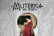 Mistérica Ars Secreta Nº1 / Contenidos del Nº1 de la revista Mistérica Ars Secreta. Solsticio de invierno de 2014.
